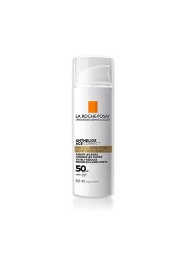 La Roche Posay LA ROCHE POSAY Anthelios Age Correct SPF50+ Daily Light Cream 50 ml Renksiz